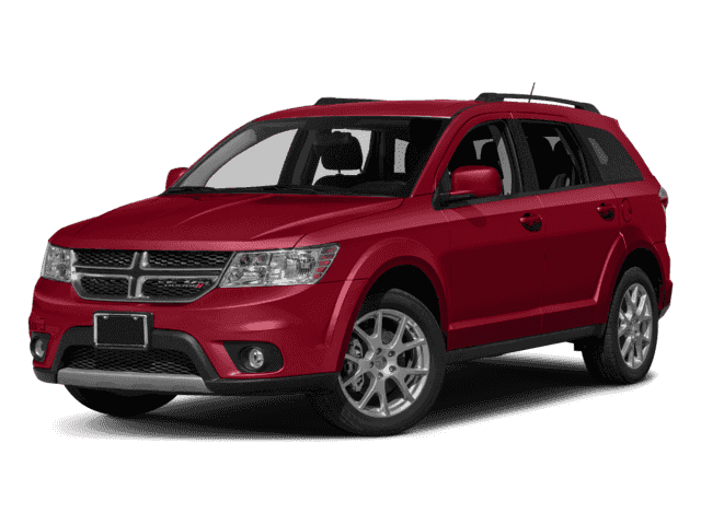 New 2018 DODGE Journey 4d SUV FWD SXT