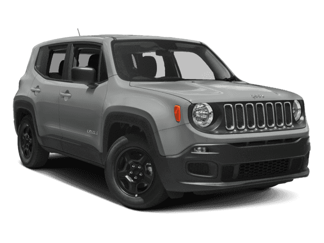 New 2017 Jeep Renegade Sport FWD