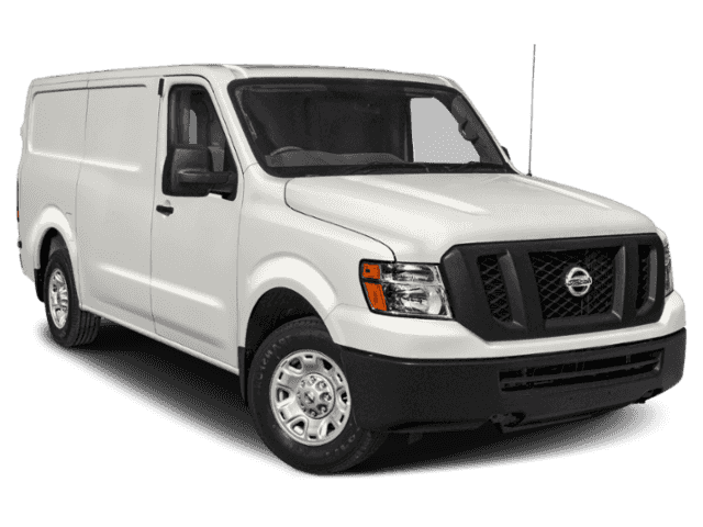 New 2020 Nissan NV Cargo 1500 SV