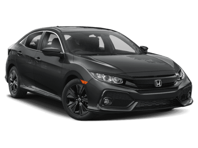 New 2019 Honda Civic EX FWD 4D Hatchback