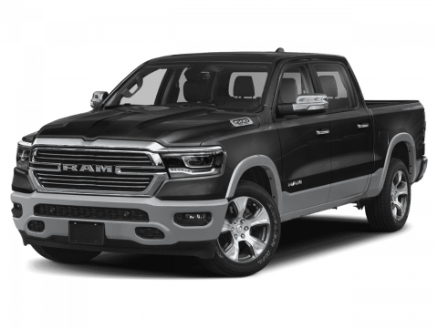 "NEW 2020 RAM 1500 LARAMIE CREW CAB 4X4 5'7"" BOX"