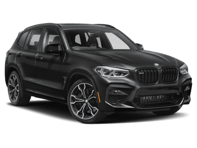 New 2020 BMW X3 M Competition