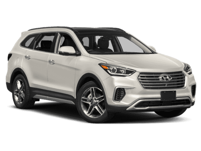 New 2019 Hyundai Santa Fe XL LTD ULT FWD