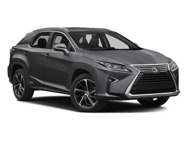 New 2018 Lexus RX 450h Base