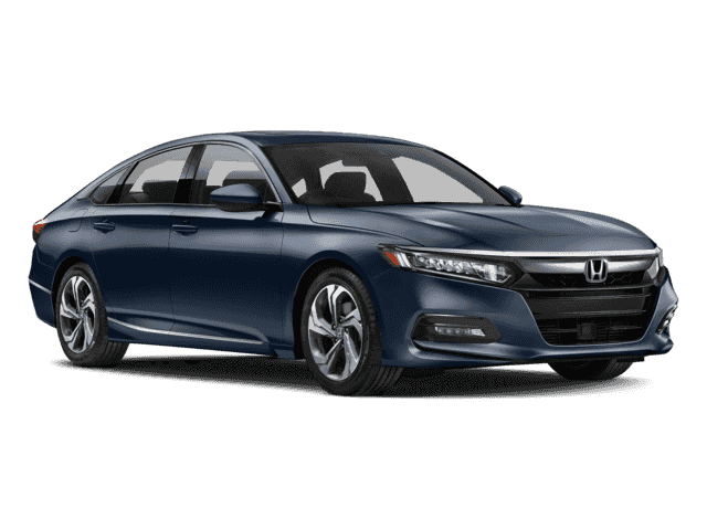 New Honda Accord EX CVT