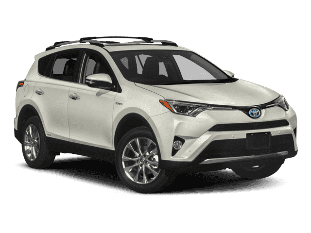 New 2018 Toyota RAV4 Hybrid Limited Sport Utility With Navigation & AWD