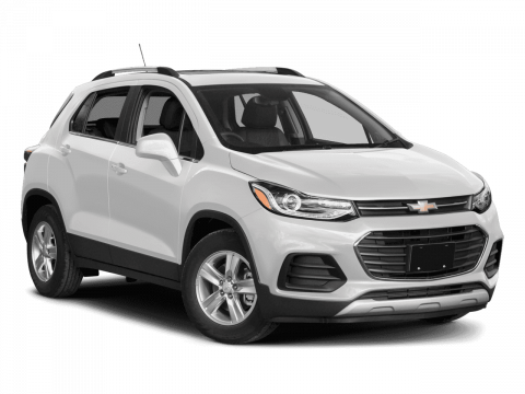 New Chevrolet Trax LT