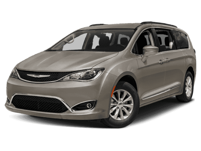 New 2018 CHRYSLER Pacifica