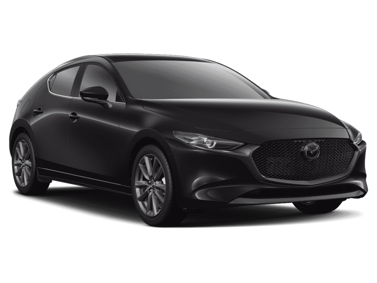 2019 Mazda3 Hatchback Base FWD Hatchback