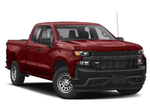 New 2020 Chevrolet Silverado 1500 Custom 4WD