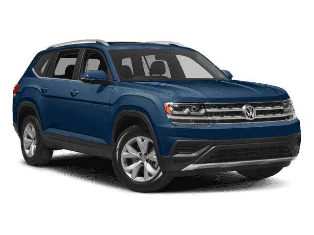 New 2018 Volkswagen Atlas