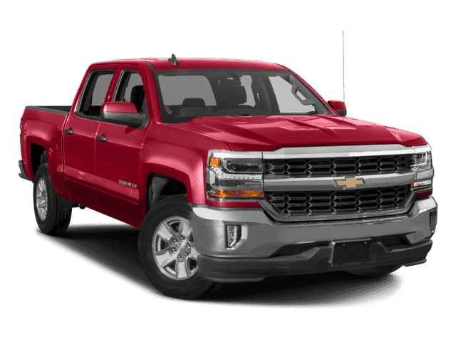 New 2018 CHEVROLET SILVERADO 1500 4WD CREW CAB LT Four Wheel Drive Short Bed