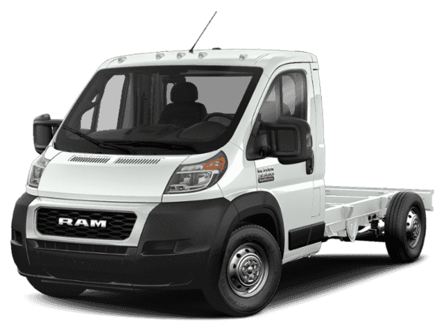 New 2020 RAM ProMaster CHASSIS LOW 159 EXT