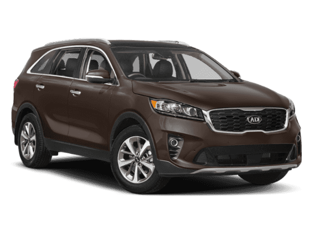 New 2019 Kia Sorento SX LTD FWD V6