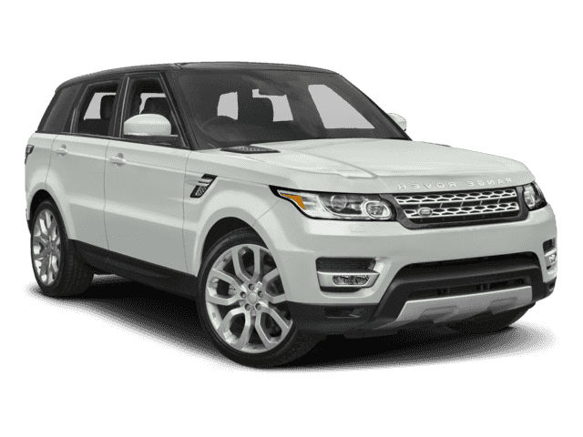 New 2017 Land Rover Range Rover Sport 5.0L V8 Supercharged
