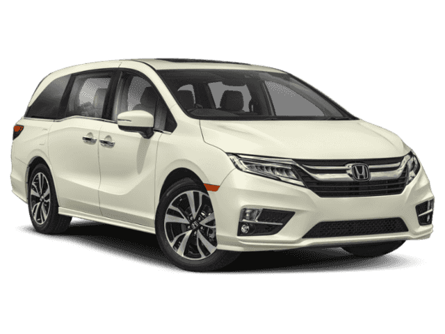 New 2019 Honda Odyssey Elite Auto With Navigation