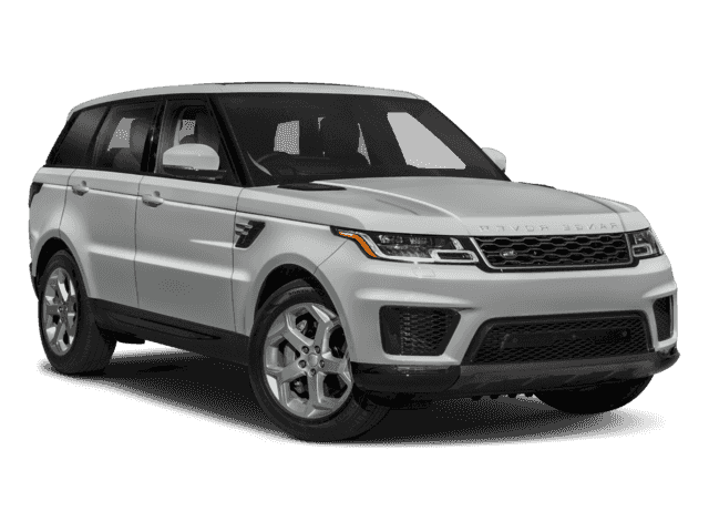 New 2018 Land Rover Range Rover Sport HSE 4 Door in