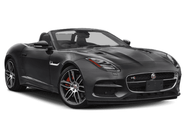 New 2019 Jaguar F-TYPE R-Dynamic