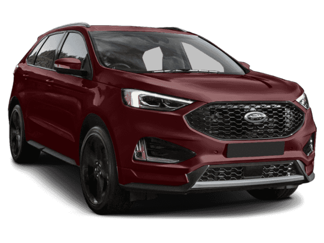 New  Ford Edge Sel Fwd Suv