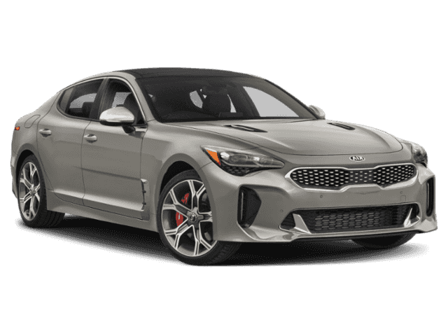 New 2020 Kia Stinger GT2 AWD 4dr Car