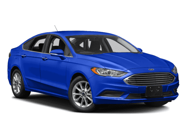 New 2018 Ford Fusion S