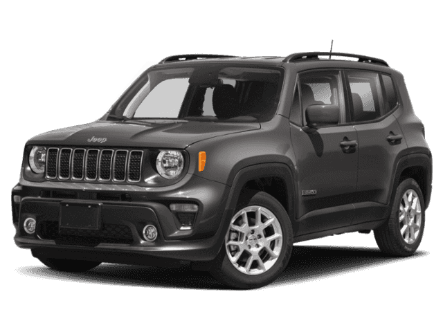 New 2019 JEEP Renegade 4d SUV FWD Latitude