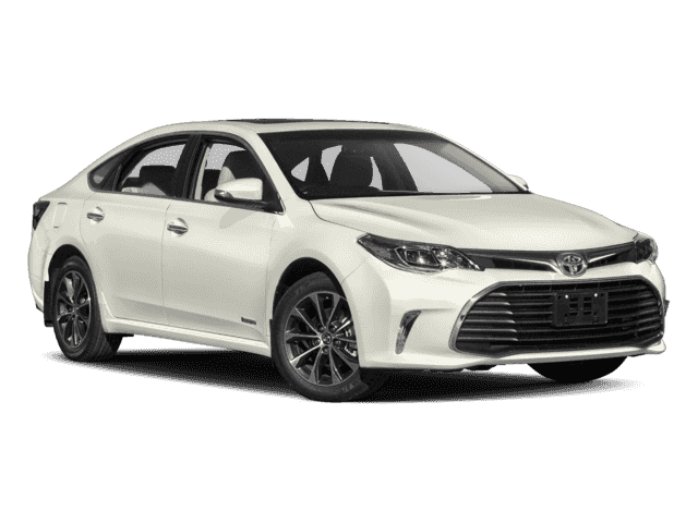 New 2018 TOYOTA Avalon Hybrid XLE Premium With Navigation