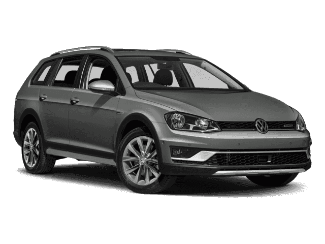 New 2017 Volkswagen Golf Alltrack SE