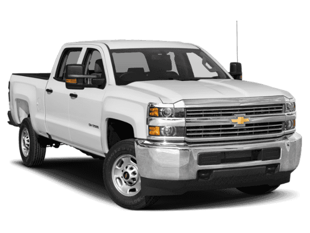 New 2019 Chevrolet Silverado 2500HD Work Truck 4WD