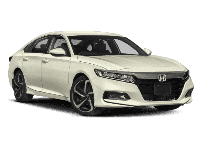 New 2018 Honda Accord Sedan Sport
