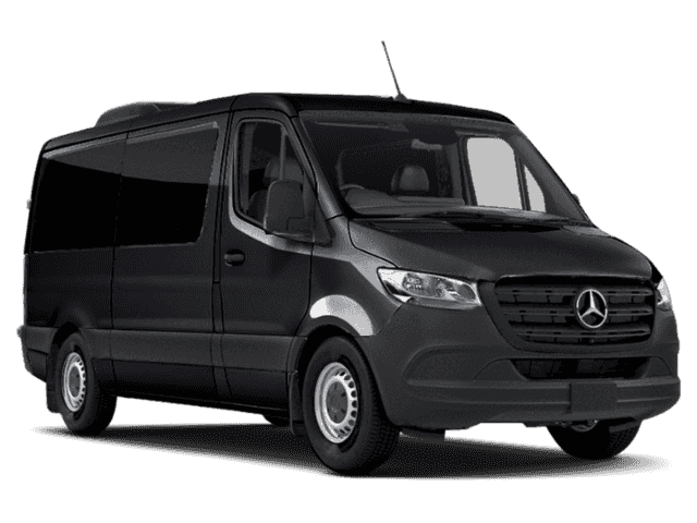 New 2019 Mercedes-Benz Sprinter 1500 Passenger Van 144 in. WB