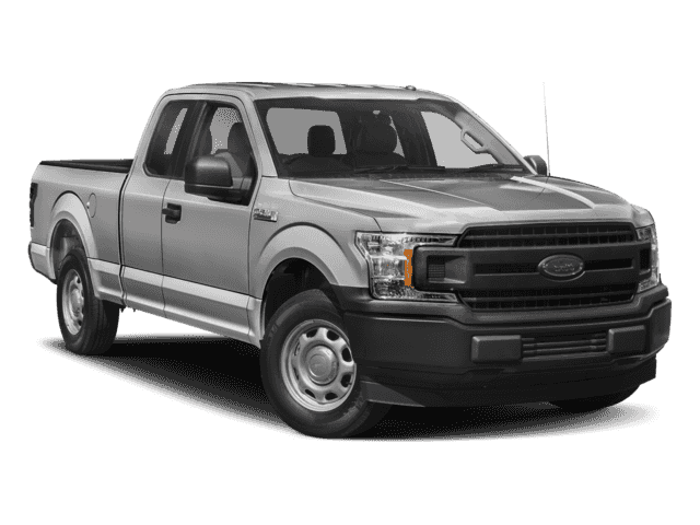 New 2018 Ford F-150 XL 4WD SuperCab 6.5' Box