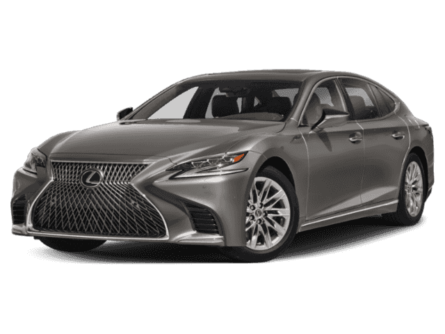 New 2020 Lexus LS 500 Inspiration Series