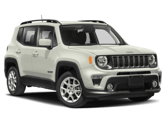 New 2020 Jeep Renegade Latitude 4WD