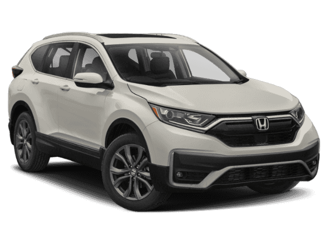 New 2020 Honda CR-V Sport AWD