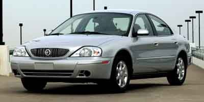 Pre-Owned 2004 MERCURY SABLE LS Premium