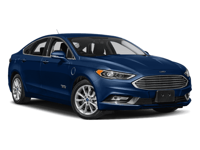 New Ford Fusion Energi SE