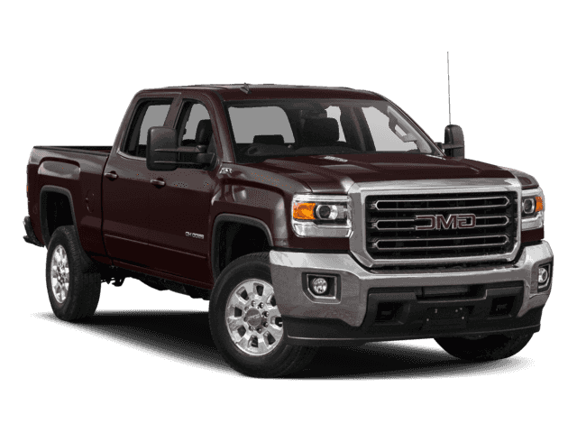 New 2018 GMC Sierra 2500HD SLE 4WD