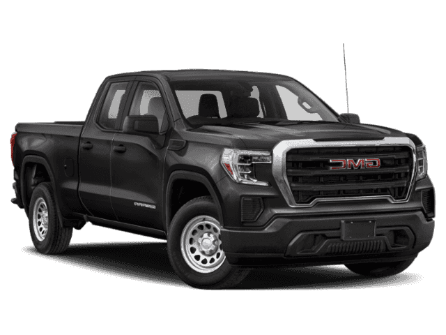 New 2020 GMC Sierra 1500 Elevation RWD Extended Cab