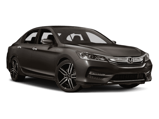 New 2017 Honda Accord Sport FWD Sedan