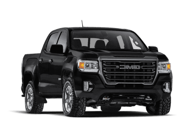 New 2021 GMC Canyon 4WD AT4 w/Leather