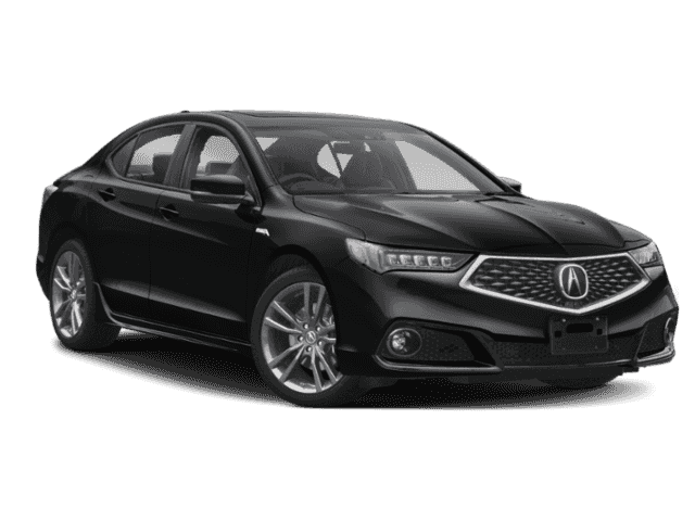New 2019 Acura TLX Tech A-Spec Sedan w/Red Leather