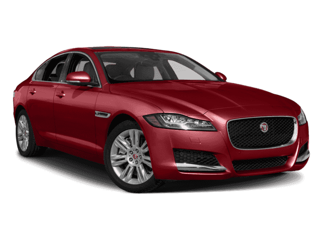 New 2018 Jaguar XF 25t Premium All Wheel Drive Sedan