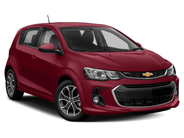New 2020 Chevrolet Sonic LT FWD 5D Hatchback