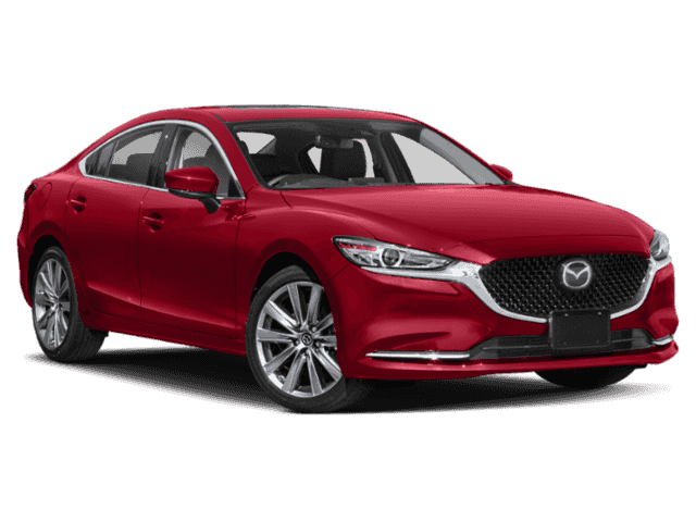New 2020 Mazda6 Grand Touring Reserve FWD 4D Sedan