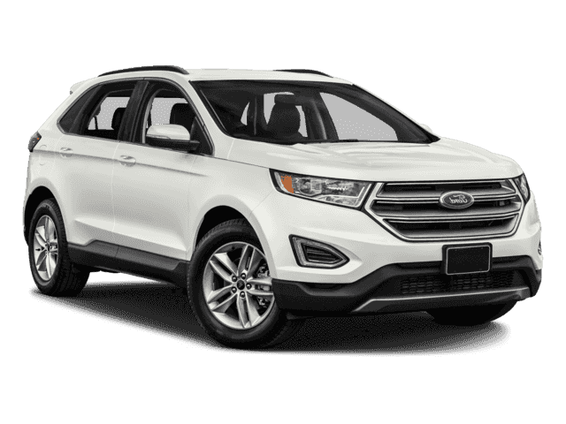 Pre-Owned 2018 Ford Edge Titanium AWD