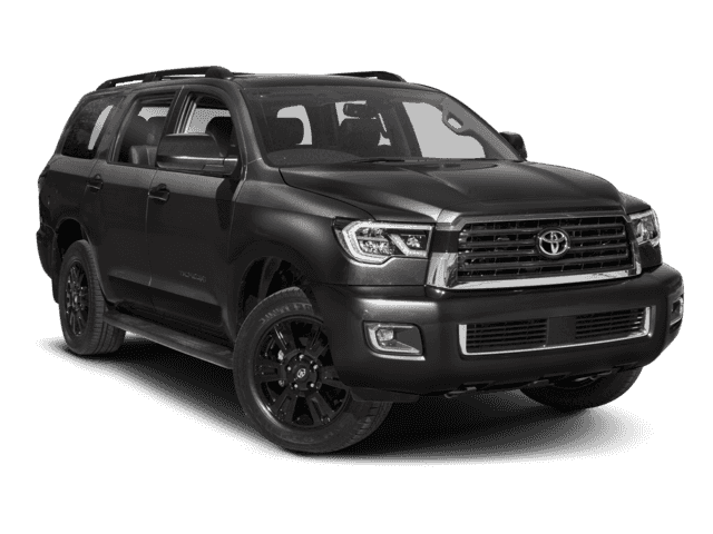 New 2018 Toyota Sequoia Trd Sport 4wd Sport Utility In Henderson