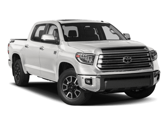New 2018 Toyota Tundra 1794 Edition CrewMax