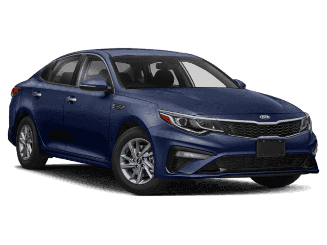 New 2020 Kia Optima LX Auto