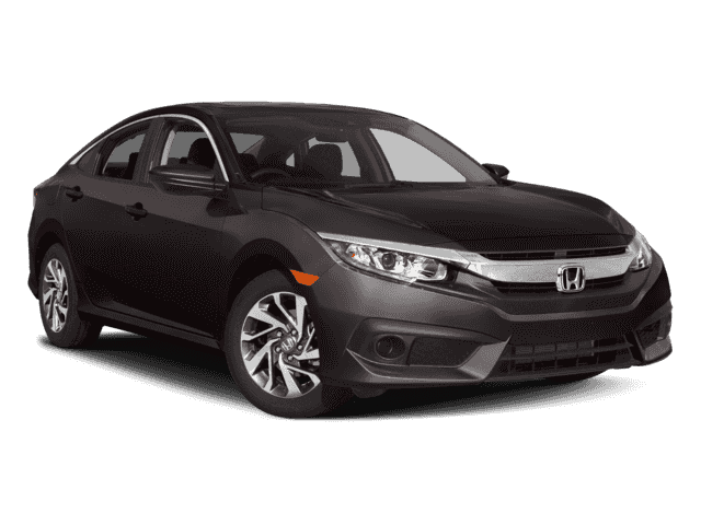 New Honda Civic EX w/Honda Sensing